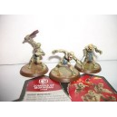 Heroscape - Zombies of Morindan (Dawn Of Darkness - Wave 6)