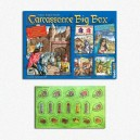 BUNDLE Carcassonne Big Box+ Little Buildings