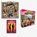 BEST PARTY BUNDLE: pozioni Esplosive+Flick'em up+Nome in codice