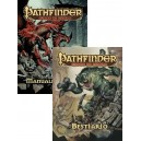 Pathfinder manuale base + bestiario