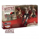 Black Plague Paint Set: Zombicide