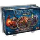 Treaty of Champions - Descent: Journeys in the Dark (Second Edition)