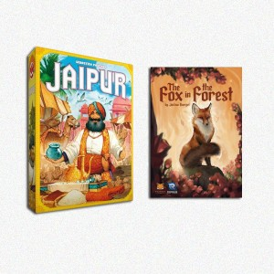 BUNDLE Jaipur + The Fox in the Forest