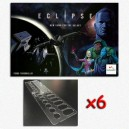BUNDLE Eclipse (New Dawn for the Galaxy) ENG + 6 E-Raptor mini stand Eclipse