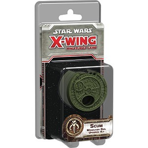 Scum Maneuver Dial Upgrade Kit: Star Wars X-Wing Miniatures Game