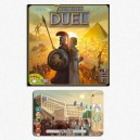 BUNDLE Duel: 7 Wonders ITA + Messe