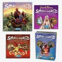 BUNDLE Small World ITA + Cursed + Be not Afraid + Grand Dames