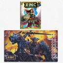 BUNDLE Epic Card Game + Dark Knight Playmat (Tappetino)