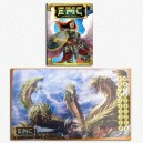 BUNDLE Epic Card Game + Hydra Playmat (Tappetino)