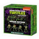 |Teenage Mutant Ninja Turtles HeroClix: Mouser Mayhem Starter Set