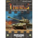 American Pershing Tank Expansion: Tanks