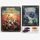 IPERBUNDLE Lords of Waterdeep + Skullport + Set componenti addizionali