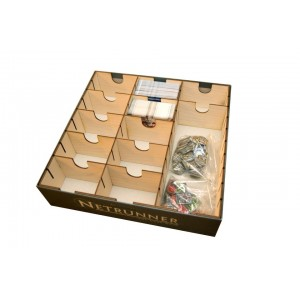 Organizer per carte non imbustate (Unsleeved Card Game Organizer) - The Broken Token