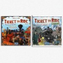BUNDLE Ticket to Ride: Europa ITA + The Card Game ITA