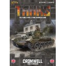 British Cromwell Tank Expansion: Tanks