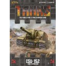 Soviet ISU-152 Tank Expansion: Tanks