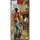 Old Saloon: Bang! The Dice Game
