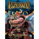 The Mountains Rise (Adventure Pack): Runebound 3rd Edition