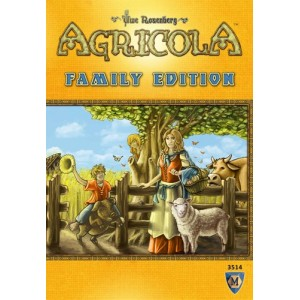 Agricola - Family Edition ENG
