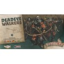 Deadeye Walkers: Zombicide Black Plague