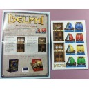 Seefahrer (Seafarer Expansion): The Oracle of Delphi (mini-espansione) CALENDARIO DELL'AVVENTO 2016 GIORNO 1