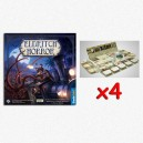 BUNDLE Eldritch Horror + 4x Plancia E-Raptor