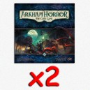 BUNDLE Arkham Horror: The Card Game (2 copie gioco base)