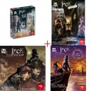 Jack BUNDLE (Mr Jack + espansione + Mr Jack pocket + Mr Jack in New York)