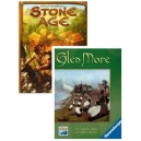 BUNDLE Glen More DEU + Stone Age ITA