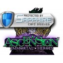 SAFEGAME Ascension: Immortal Heroes + bustine protettive