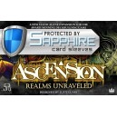 SAFEGAME Realms Unraveled: Ascension + bustine protettive