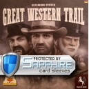 SAFEGAME Great Western Trail DEU + bustine protettive