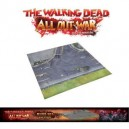 Deluxe Mat - The Walking Dead: All Out War