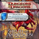 SAFEGAME Wrath of Ashardalon - D&D Boardgame + bustine protettive