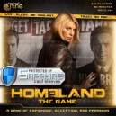 SAFEGAME Homeland: The Game + bustine protettive