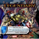 SAFEGAME Legendary: A Marvel Deck Building Game + bustine protettive
