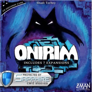SAFEGAME Onirim 2nd Edition ENG + bustine protettive