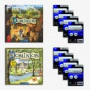 SAFEBUNDLE Dominion ITA: gioco base + Prosperita + 800 bustine