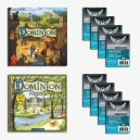 SAFEBUNDLE Dominion ITA: gioco base + Prosperità + 800 bustine