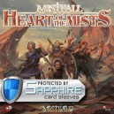 SAFEGAME Heart of the Mists - Mistfall + bustine protettive