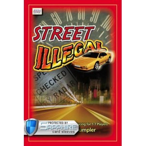 SAFEGAME Street Illegal + bustine protettive