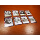 Set 5 carte promo - Barbarossa Hystorical Limited Edition