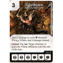 Takedown (Crisis on Infinite Earths OP): Marvel Dice Masters