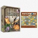 CRANIO BUNDLE 2  Patchwork ENG + Cottage Garden ITA
