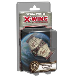 Bombardiere Scurrg H-6: Star Wars X-Wing Pack di espansione ITA