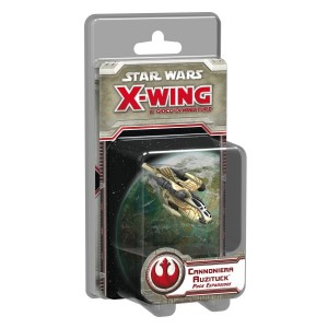 Cannoniera Auzituck: Star Wars X-Wing ITA