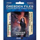 Fan Favorites: The Dresden Files Cooperative Card Game