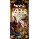 Whims of the Sultan: Five Tribes