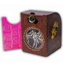 Blackfire Wooden Deck Case - Dragon