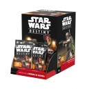 BUNDLE Star Wars: Destiny - Booster Pack L'Impero in Guerra x36 pezzi